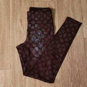 North Face high rise tights